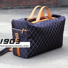 2017 new casual Korean mens bag, travel business trip, big home bag