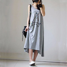New summer maternity dress pregnant women  with free size fashion Long skirts YYT035