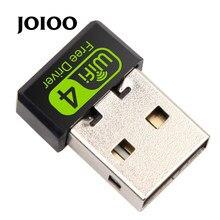 Беспроводная сетевая мини-карта W44 с бесплатным драйвером, USB, Wi-Fi, 150 Мбит/с, чипы RTL8188, Wi-Fi LAN адаптер 802.11n 2,4 ГГц