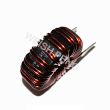 цена на Inductor coil  40uh40A Ferrosilicon-aluminium Toroid Core high power inductor PFC choke / output filter inductance