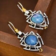 2020 nuevo kolczyki accesorios chapados en piedra de gancho de oreja pendientes y joyas para boda para mujer pendientes de plata y circonita para niña
