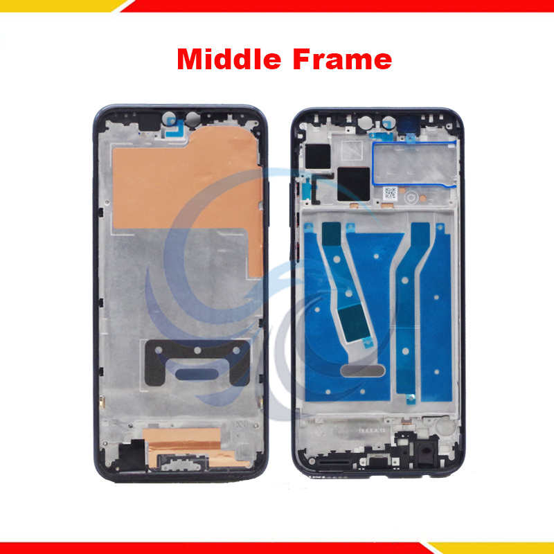 Frame Replacement For Huawei Y9 2019 / Enjoy 9 Plus Middle Frame Mobile Phone Repair parts