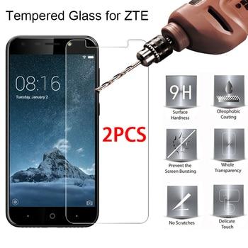 Перейти на Алиэкспресс и купить 2 шт. закаленное защитное стекло для ZTE V9 V10 Vita X3 X5 прозрачное твердое закаленное стекло 9H пленка для ZTE Blade V6 V7 V8 Lite Mini