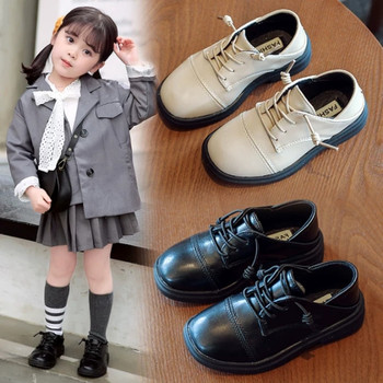 pink black red children girls shoes for kids student leather shoes school black dress shoes girls 4 5 6 7 8 9 10 11 12 13 14t Youth student leather shoes black boy and girls Shoes For School White Black Kids Dress Shoes 3 4 5 6 7 8 9 10 11 12 13 14Years