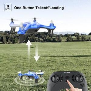 Image 5 - Mini Dron APEX con cámara 720P FPV, Mini Dron con cámara HD, Quadcopter, helicóptero RC, modo de retención de altitud sin cabeza