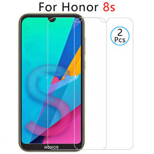 case for honor 8s case on for huawei honor 8s 8 s s8 back cover cases protective phone coque tempered glass 5.71 honor8s protect(China)