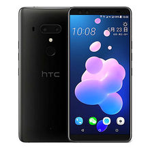 Htc u12 original mais telefone móvel octa-core 6gb ram 64gb rom sim duplo desbloqueado 6.1 camera 1212mp câmera android u12 + telefone celular