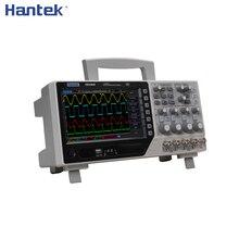 Hantek osciloscopio de almacenamiento Digital USB, 80 250MHz, 1GSa/s, 4 canales, EXT, DVM, función de rango automático, DSO4254B, DSO4204B, DSO4104B, DSO4084B