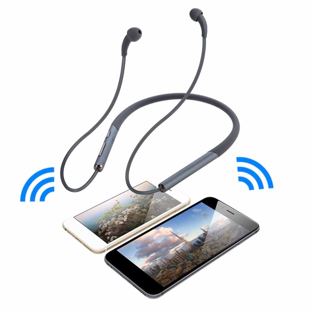 Powietrza przewodzenia Bluetooth bezprzewodowe sportowe klip ucha Bone słuchawki mikrofonem Super zestaw słuchawkowy ze wzmocnieniem basów wysokiej jakości