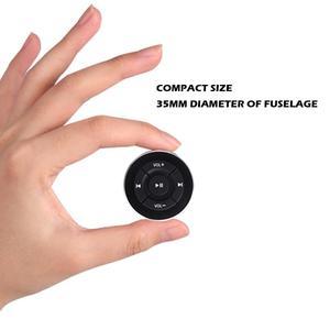 Image 5 - Bluetooth רכב מרחוק בקר קלאסי צבעים ופשוט עמיד עיצוב הגה מדיה תריס עבור iPhone אנדרואיד