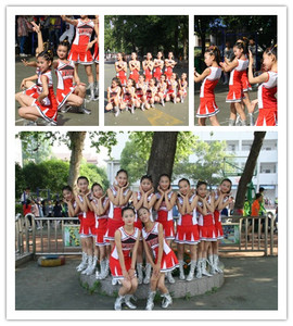 Image 5 - חדש בד PU ילדי ריקוד מגפי ג אז ריקודי נעלי תחרה קופצים ארוך אתחול שחור זהב כסף שלב בנות ביצוע נעליים