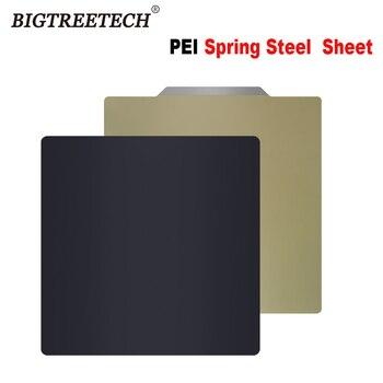 Removal PEI Spring Steel Sheet Flex Magnetic Base 220/235/310mm 3D Printer Parts for Ender 3/5 CR10 Prusa mini 3D Printer