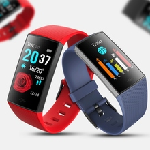 YWD2019060080 Multi-mode Heart Rate Call Reminder Healthy Sleep IP67 Class Waterproof Sport Smart Bracelet