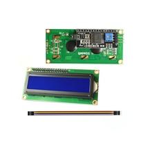 Module Lcd-Display 16x2 Jumpr-Wire Blue-Screen 1602 I2c Raspberry Pi Arduino Serial Character