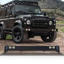 4X4 Phụ Kiện Trước Có Đèn Led Cho Land Rover Defender 90 110 Đô Thanh Phụ Kiện Loại Ban Đầu ốp Lưng