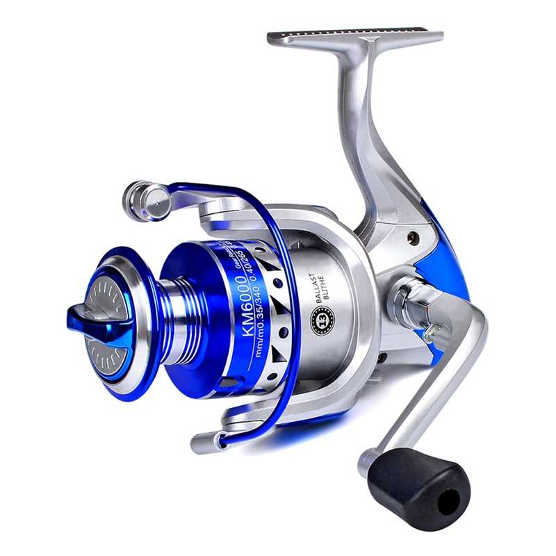 13 lager Visserijspoel Rechts linkshandige Pre-Laden Spinnewiel Metalen spinning reel high speed 5.2: 1 катушка рыболовная