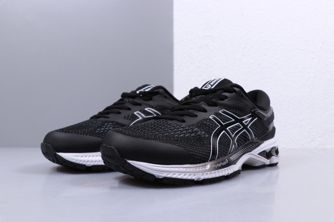 2019  Original ASICS GEL-KAYANO 26 Running Shoes Men's Sports Shoes HOT SALE