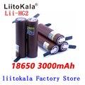 Liitokala Новый HG2 18650 3000 мАч аккумулятор 18650HG2 3,6 в разряд 30A, отдельные батареи + DIY никель