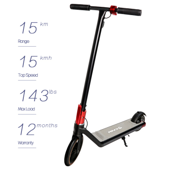 RND Electric Scooter Kids Electric Kick Scooters Foldable eScooter 15KM/H Top Speed 15KM Range Children Skateboard Hoverboard 1