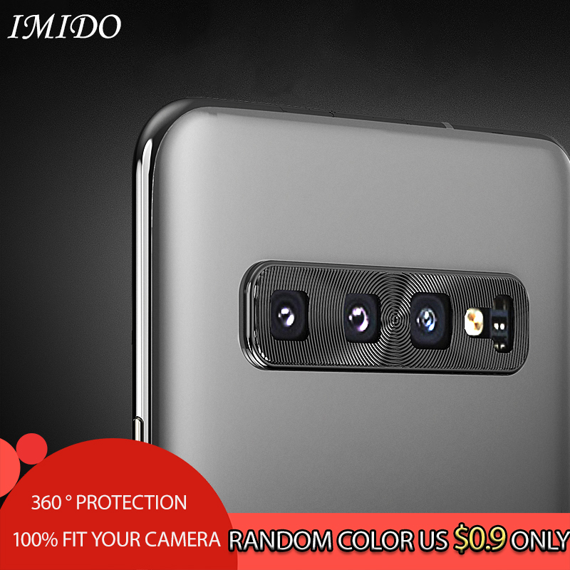 Full Cover Rear Camera Lens Protective for Samsung S10 Plus S10E Back Ring Galaxy