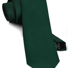 RBOCOTT Classic Mens Necktie 8cm silk Jacquard Tie Solid Green Red Gold Ties For Man Business Wedding Party Gift