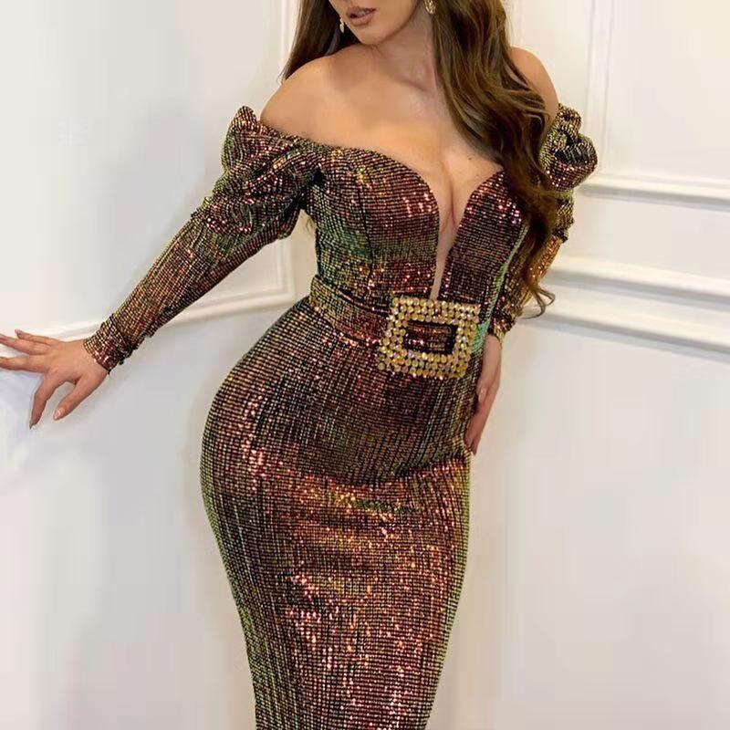 Women Mermaid Dress