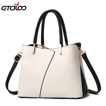 Ladies Hand Bags Luxury Handbags Women Designer 2019 White Crossbody For Leather Handbag Female Bolsa