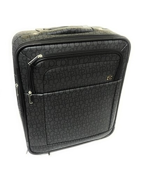 bagaglio a mano trolley roccobarocco austin nero