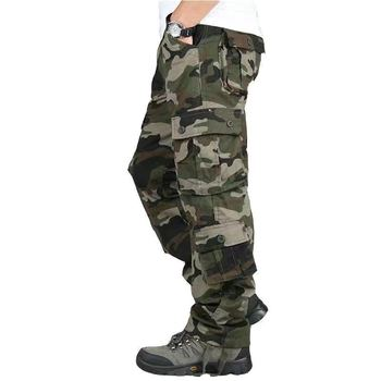 Tactical cotton Pants Men Summer Casual Army Military Style Trousers Mens Cargo Pants Waterproof Quick Dry Trousers Male Bottom 2020 spring mens cargo pants khaki military men trousers casual cotton tactical pants men big size army pantalon militaire homme