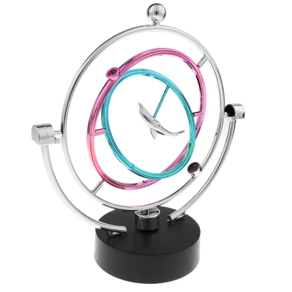 Mouvement perpétuel électronique jouet physique mécanique Science jouet cadeau de noël A607