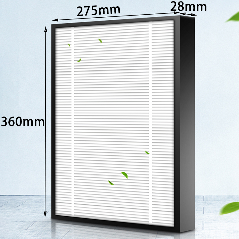 For Philips AC1215 Air Purifier Cleaner Filter Screen Fy1410 360*275*28mm Size