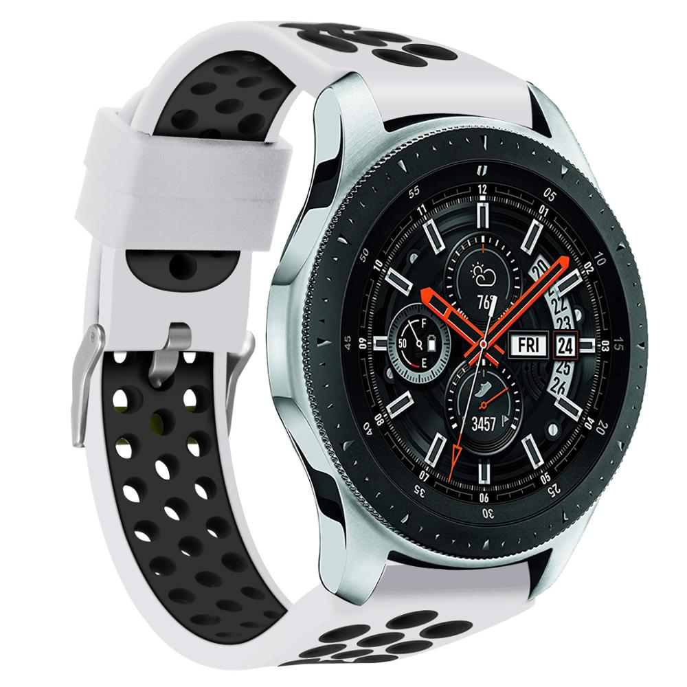 Sport Band For Samsung Galaxy Watch 46mm Gear S3 Classic Huawei Watch Replacement Watch Strap 22mm Watch Band 91012