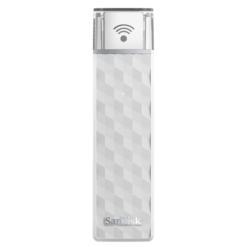 SanDisk Wi-Fi Flash Drive Wireless Media Pendrive Stick USB Pen Drive USB Stick USB Memory 16G 32GB 64GB 128GB 200GB USB2.0 Used