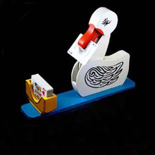 Educated Duck Magic Tricks Illusion Close Up Magic Select Signed Card Magie Comedy Magic Props Easy To Learn For Magician Toys