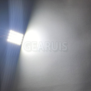 Image 5 - 100 conjunto de luzes interiores do veículo do carro painel cúpula lâmpada led 12 24 smd 2835 0.5w led 0.12a 0.24a mapa da lâmpada de leitura luzes do telhado bulbo 12v