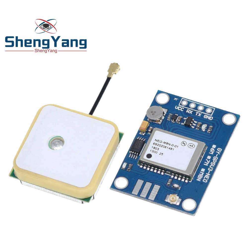 neo 6m <strong>double</strong> sided gps mini module satellite positioning
