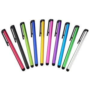 10 шт./лот, стилус для сенсорного экрана iPad Air 2/1 Pro 10,5 Mini 3, сенсорная ручка для iPhone 7 8, карандаш для смартфона, планшета