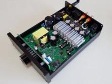 Tpa3255 bluetooth 5.0 com dsp processamento integrado fonte de alimentação tudo em um amplificador de alta fidelidade