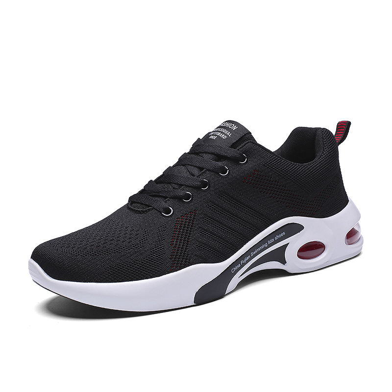 Men s Casual Sneakers Shoes Men Classic Breathable Flats Air Mesh Mountaineering Shoes Outdoor Comfortable Walking Innrech Market.com