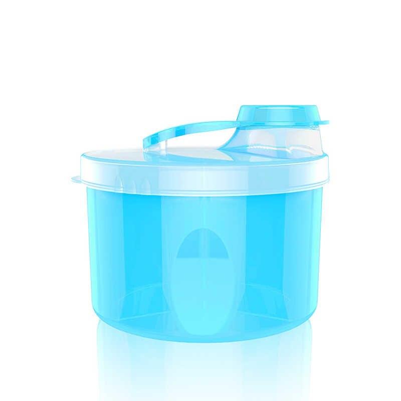 New Formula Dispenser Infant Feeding Storage Box Portable Food Container Milk Powder for Baby Kids Care Toddler Travel Bottle