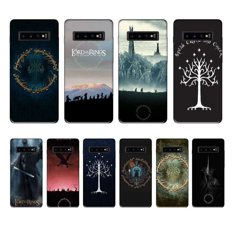 The Lord of The Rings <font><b>case</b></font> coque fundas etui for <font><b>samsung</b></font> galaxy A10 A20 A30S A40 A50 A51 <font><b>A70</b></font> A71 note 8 9 10 <font><b>cases</b></font> cover image