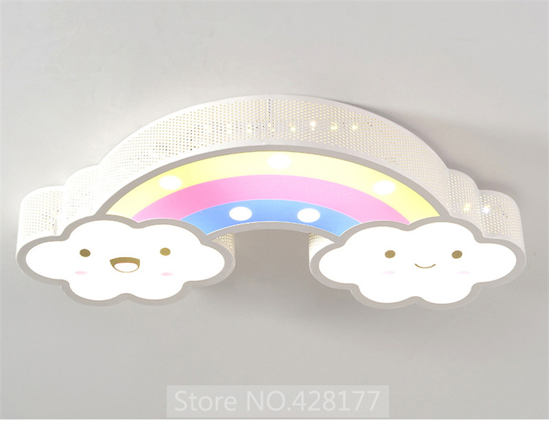 rainbow ceiling light (15)