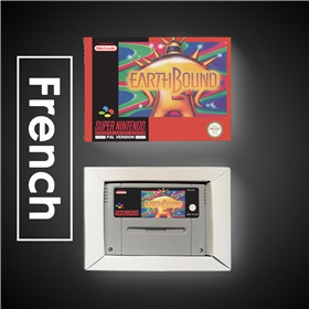 Image 4 - Earthbound   EUR Version RPG Game Card Battery Save With Retail Box