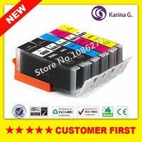 Compatível para canon pgi680 cli681 PGI-680 cartucho de tinta para canon pixma tr7560 tr8560 ts6160 ts8160 ts9160 etc.