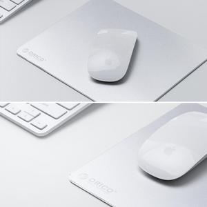 Image 5 - ORICO Metal  Aluminum Mouse Pad Hard Smooth Slim Computer Gaming Mousepad Double Side Waterproof for Home Office Desk Mat
