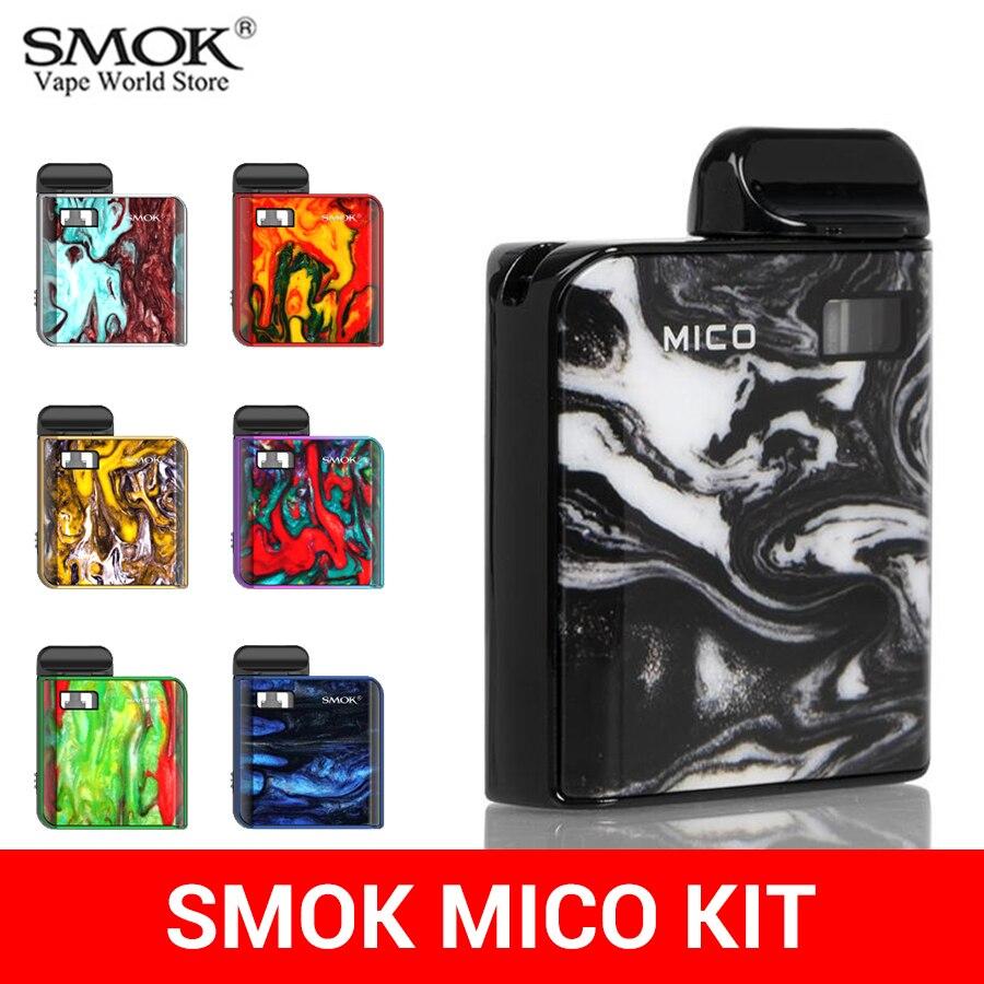 Electronic Cigarette Mod SMOK MICO Kit  Box Mod Vaporizer Mico POD E Cigarette 700mah Battery Sigaretta Elettronica VS Nord S016