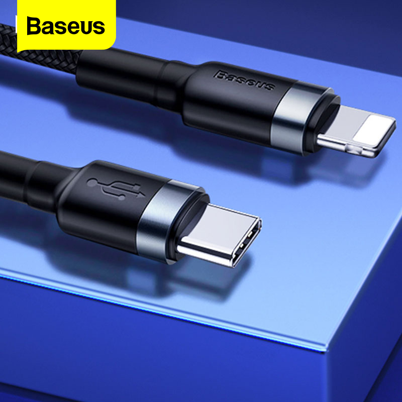 Baseus USB Type C to USB Cable For iPhone 11 Pro Max 18W PD Fast Charging Charger Type c USB C Cable For iPhone Xs Max Data Cord|Mobile Phone Cables| |  - AliExpress