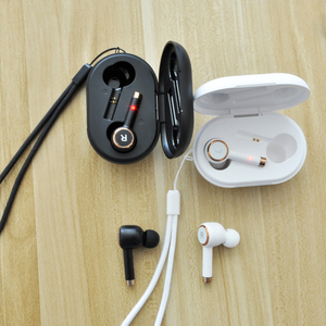 true Wireless Headphones TWS Bluetooth Airpots Earbuds Sports Fone handsfree Earphones for Xiaomi mi Huawei P40 pro Honor Phones(China)