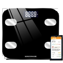 APP Bluetooth Smart intelligent body weight Scale body fat Scale Smart Bluetooth Heavy Weight Scale Electronic Scale Gift