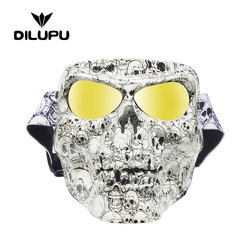 Hot Selling Speciale Beschermende Apparatuur Cool Hot Selling Winddicht Zand Halloween Masker Riding Oogbescherming Masker